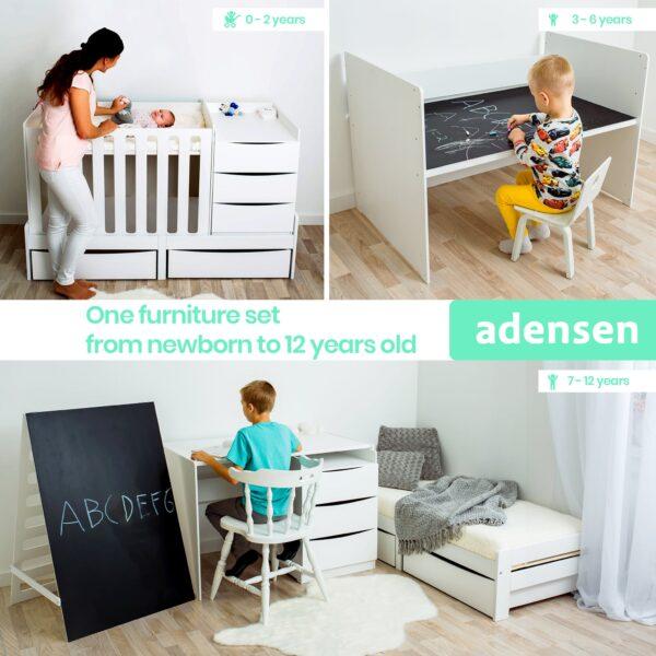 Adensen Smart transformable furniture set